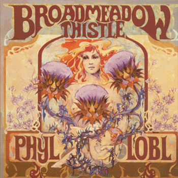 PLW_Album-Cover_Broadmeadow-Thistle